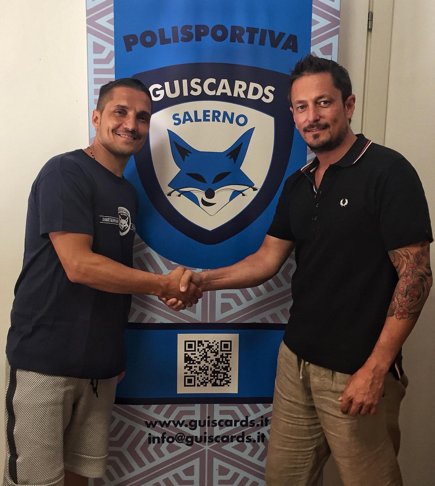 Calcio: David Mounard direttore tecnico della Salerno Guiscards