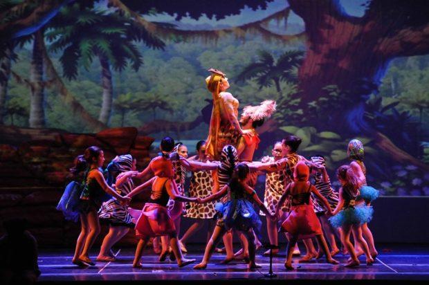Il musical ispirato al Re Leone al Baronissi Fest