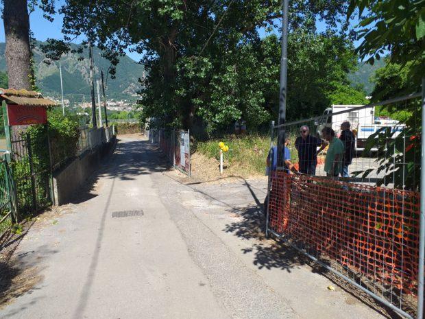 Baronissi: arrivano nuovi parcheggi ad Antessano