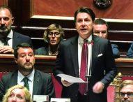 """Governo, Conte inchioda Salvini alle sue colpe e annuncia: """"Mi dimetto"""""""