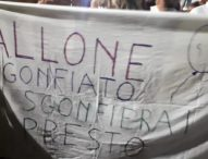 """Salvini a ferragosto in provincia di Caserta, accolto con i """"gavettoni"""""""