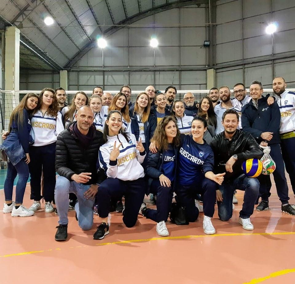 Tescione confermato alla guida della Salerno Guiscards Volley