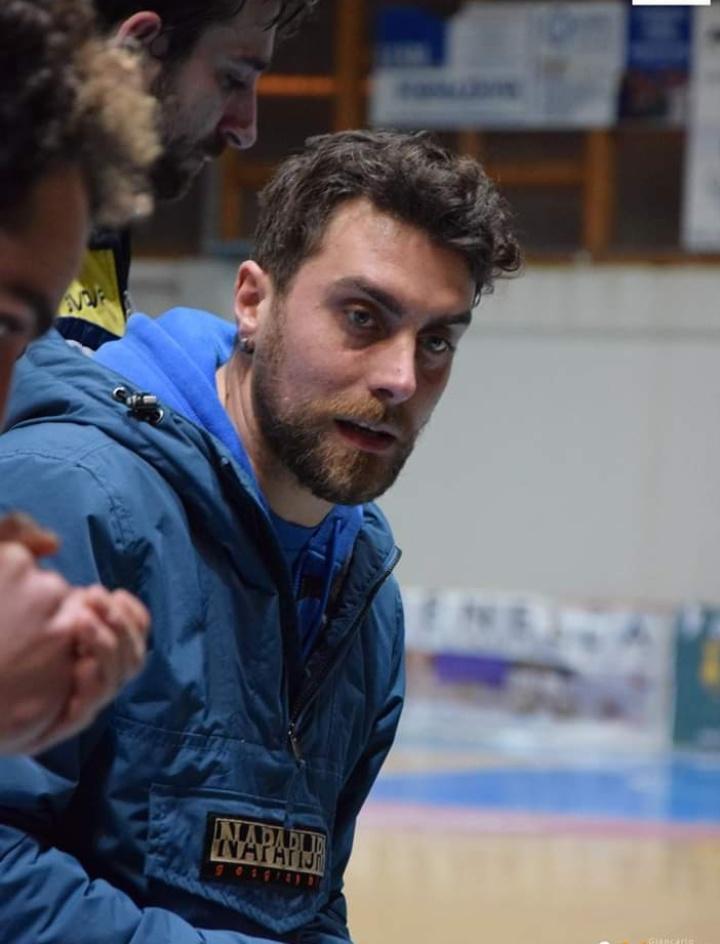 Valerio Russo nuovo coach del settore giovanile della Hippo Basket