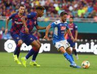 Un bel Napoli spreca troppo, il Barcellona lo punisce