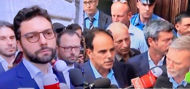 """Governo, ok il primo incontro M5S-Pd: """"Clima positivo"""". Ma resta l'ombra leghista"""