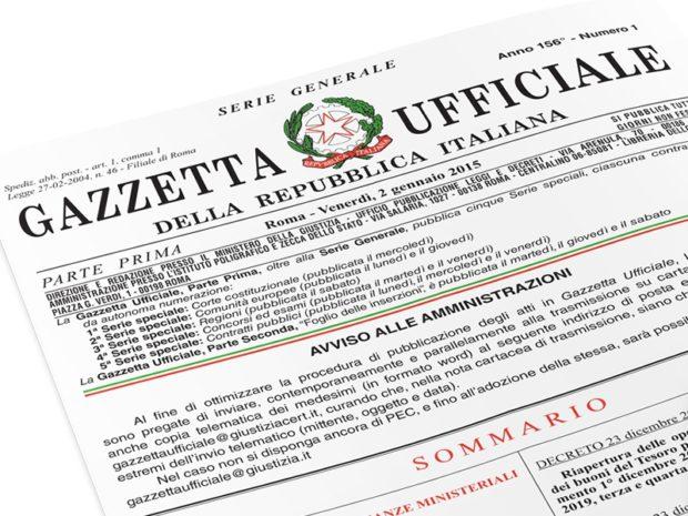 Decreto legge sulle aziende in crisi e i precari, slitta la pubblicazione sulla Gazzetta