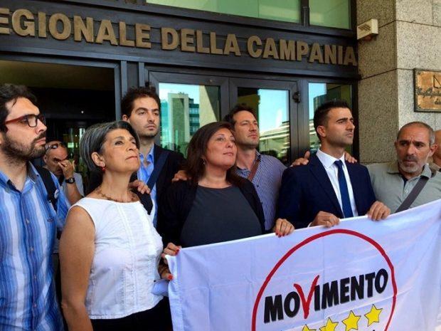 """Elezioni Campania, M5s: """"Niente inciuci o compromessi. Lotteremo  per difendere nostra dignità"""""""