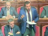 """Governo, Salvini ha paura: """"Ok al taglio parlamentari, poi elezioni"""""""