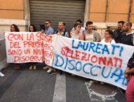 """Navigator campani, protesta no stop: """"De Luca non ci riceve, ma non molliamo"""""""