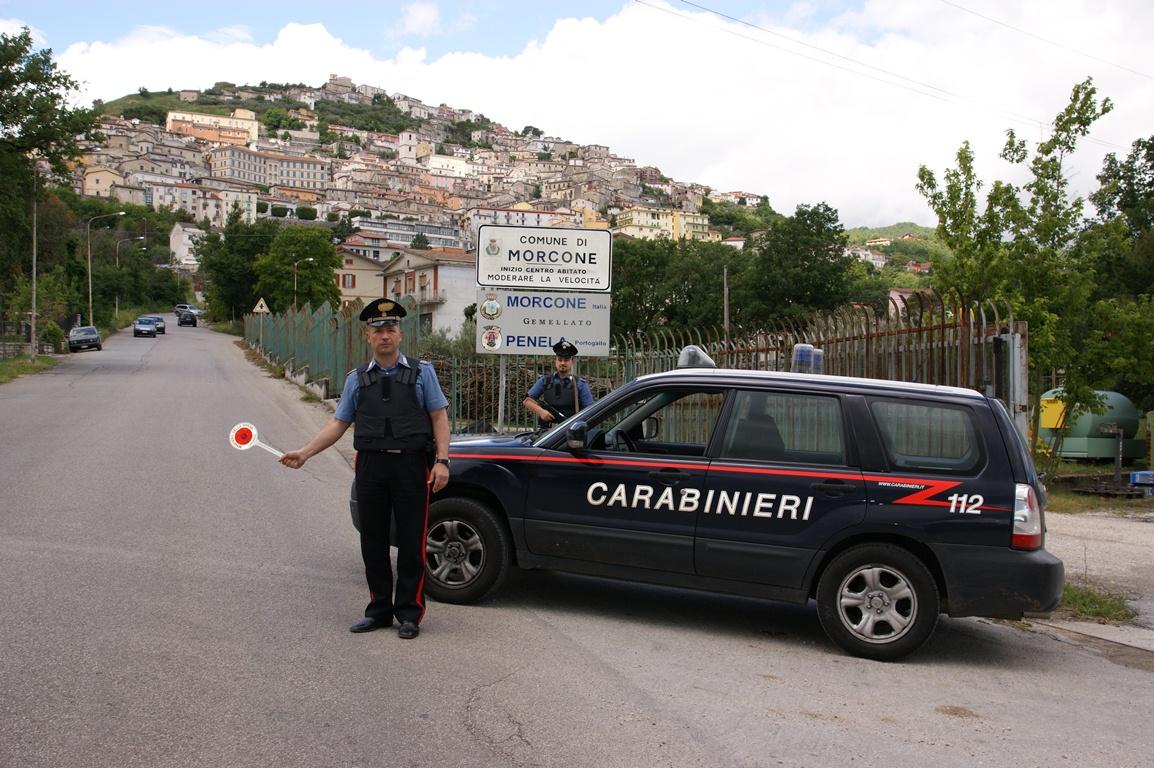 Benevento, blitz dei carabinieri alla Fiera di Morcone: 10 lavoratori in nero