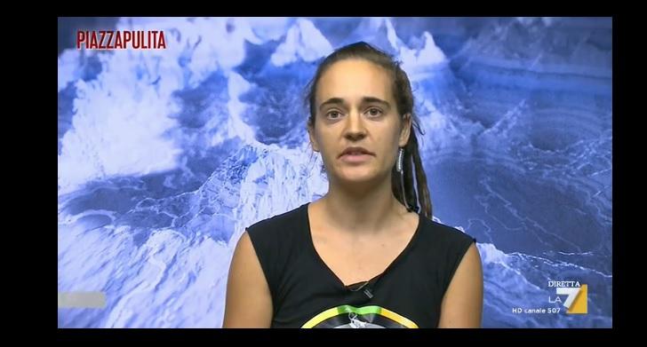 Carola Rackete: Salvini? non mi interessa politica interna, guardo mondo che collassa
