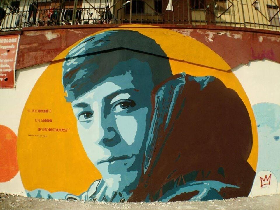 Napoli, ragazzo ucciso: film sul Rione Traiano per il compleanno di Davide