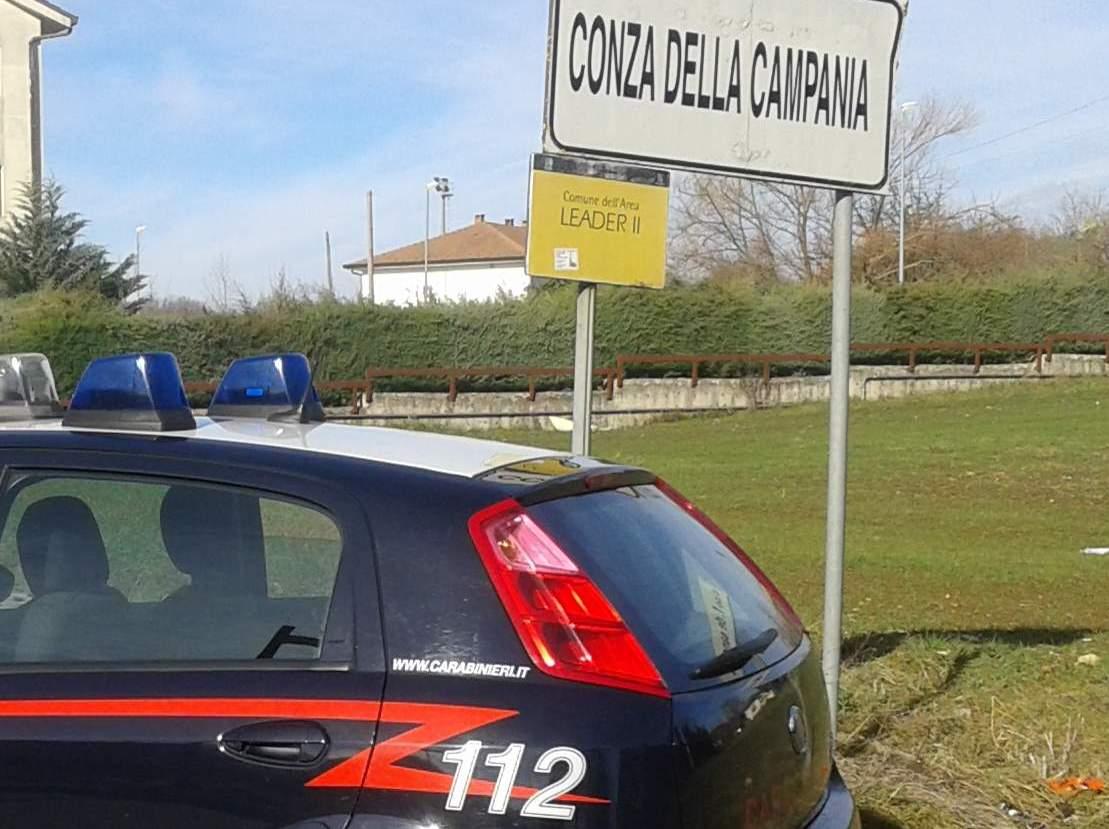 Avellino, Sant'Andrea di Conza: blitz carabinieri contro caporalato, due denunce