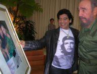 Cinema: arriva Maradona che giocava a calcio per comprare una casa alla sua famiglia
