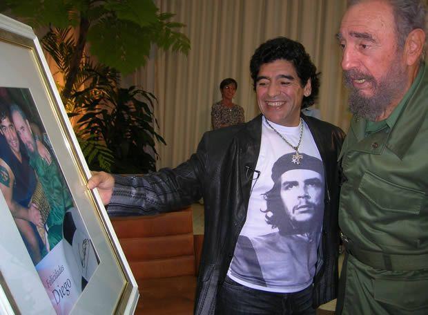 Maradona: in 7 accusati di  omicidio volontario