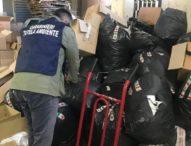 Aversa, carabinieri sequestrano calzaturificio