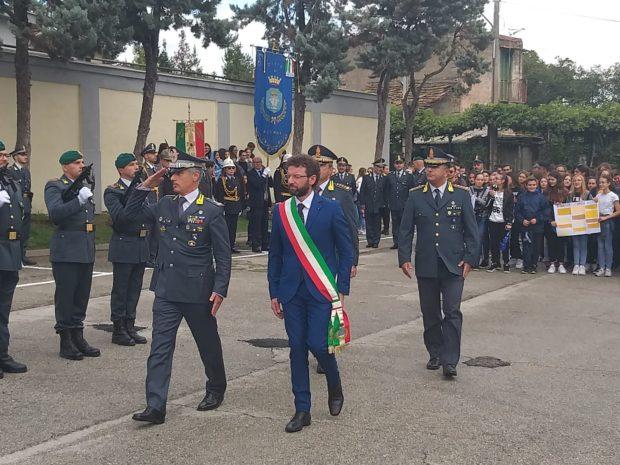 Acerra ricorda il finanziere Gennaro Esposito