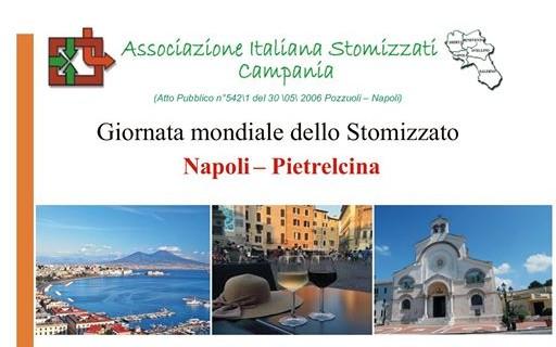 Giornata mondiale stomizzati, le iniziative in Campania