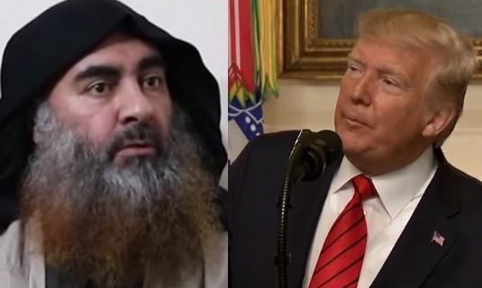 """Isis, Trump conferma: """"Al Baghdadi è morto"""""""