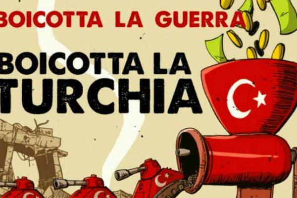 Siria, Emilia Romagna boicotta i prodotti turchi