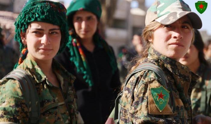 Curdi, l'ipocrisia dell'Occidente