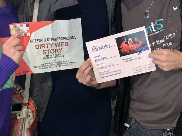 Napoli, teatro: successo dei ragazzi de 'La Salette Lab'