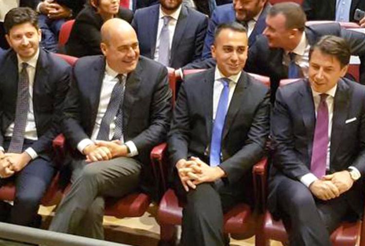 """Renzi: """"la foto di Narni un errore politico"""""""