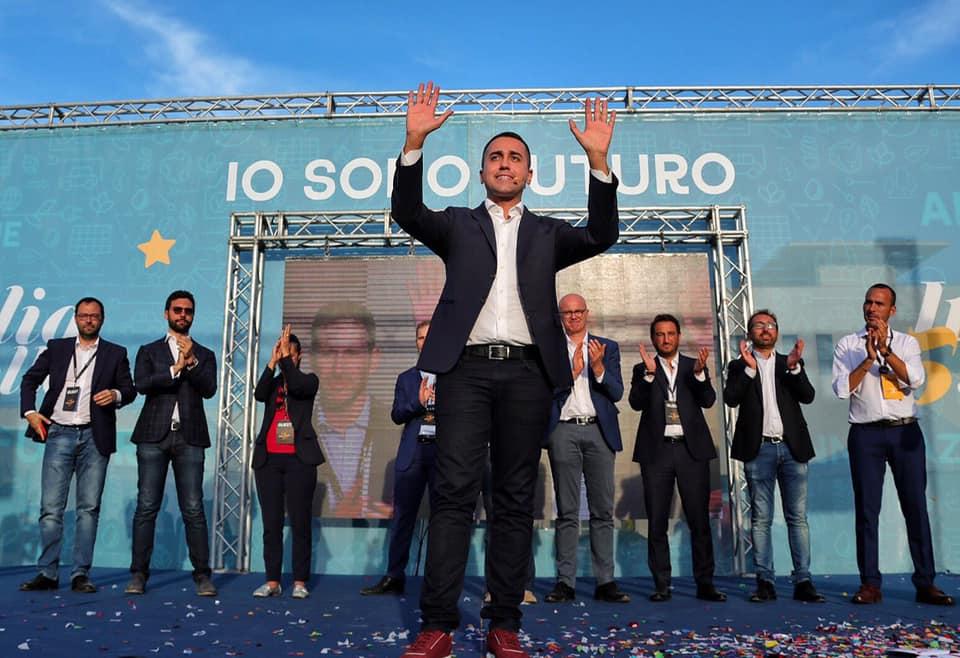"""Italia 5 stelle, Di Maio chiude a De Luca: """"Mai con lui"""""""