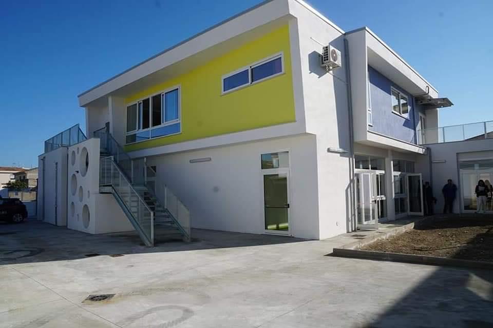 Casal di Principe, inaugurata una scuola dell'infanzia sul terreno dei boss