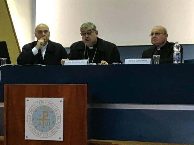 """Napoli, cardinale Sepe: """"Attuale modello economico non ha basi morali, si fonda solo sul profitto"""""""