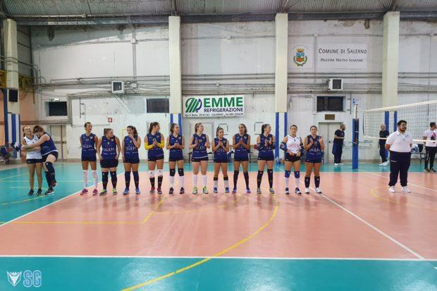 La Saledil Guiscard pronta a battere la Volley Ball 70 Pomigliano