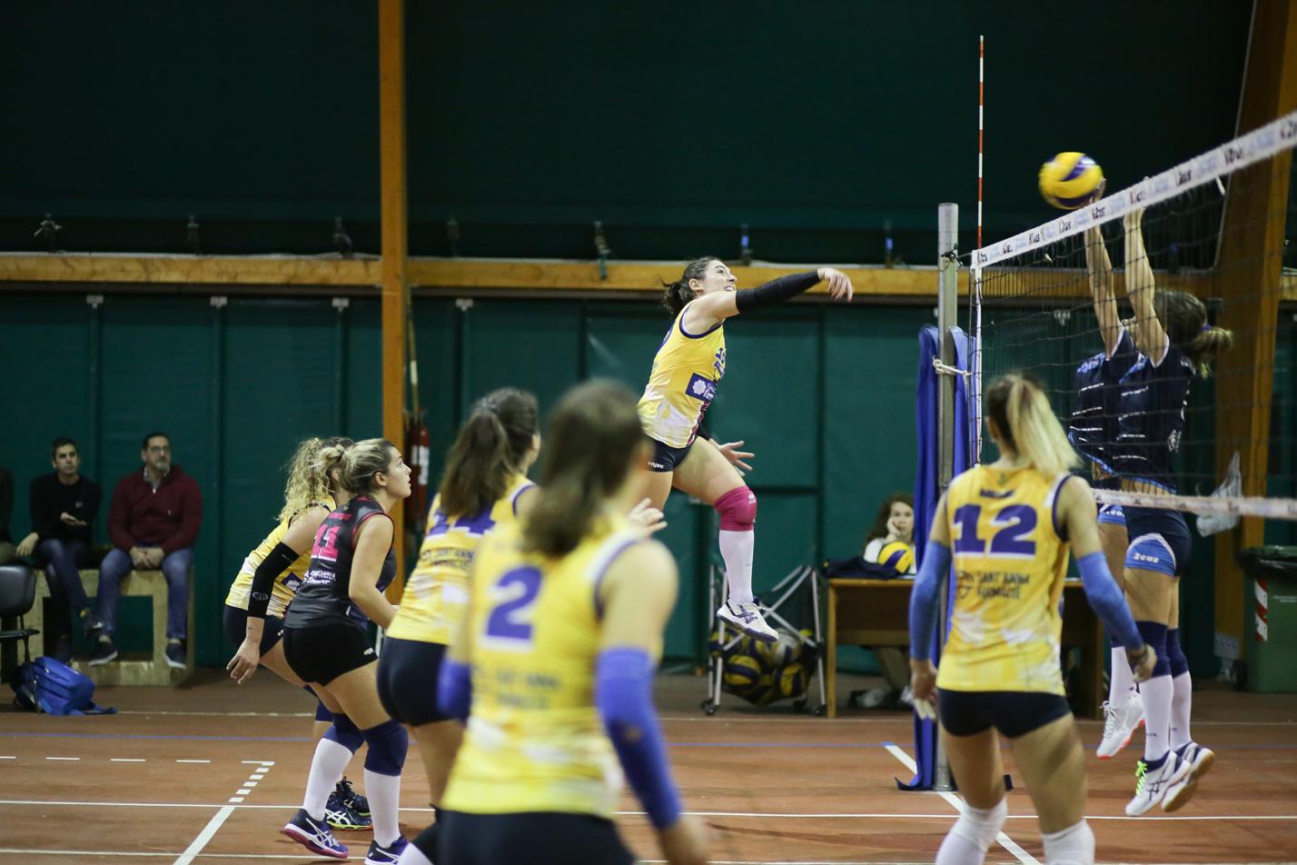 Tris del Volley Bellizzi: battuto il Volalto San Nicola