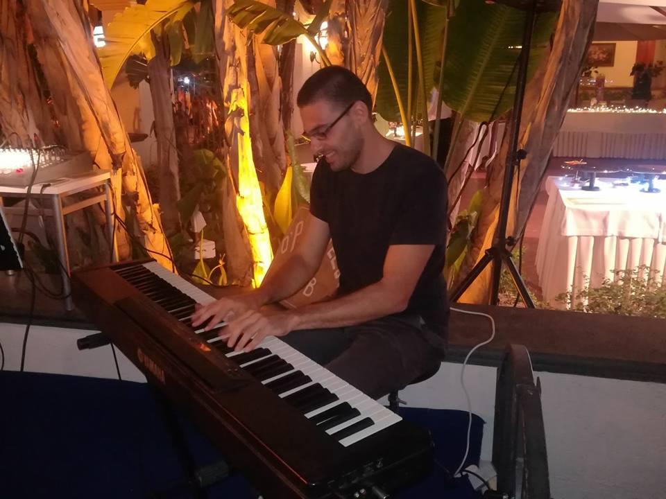 Pomigliano, concerto del pianista Francesco Marziani