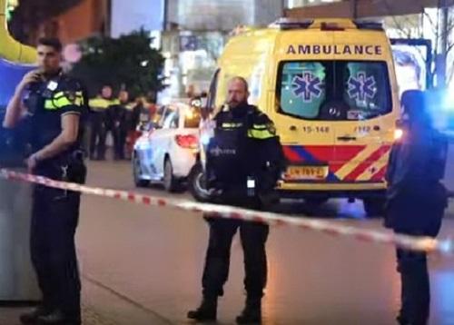 Terrore anche in Olanda: 3 feriti a coltellate a L'Aia