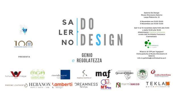 "Al via domani ""Salerno Do Design"""