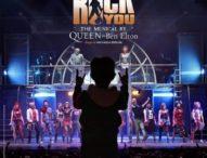 """L'Augusteo di Napoli ospita il musical """"We Will Rock You"""""""