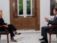 """Assad: """"L'Europa ha creato caos in Siria"""". L'intervista Rai censurata"""