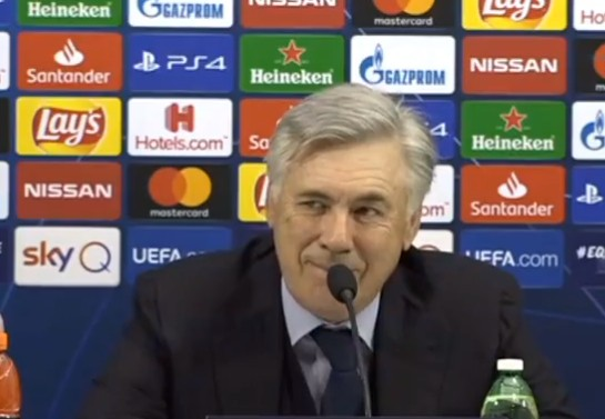 """Ancelotti: """"Non mi dimetto"""""""