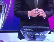 Champions, il Napoli trova il Barcellona
