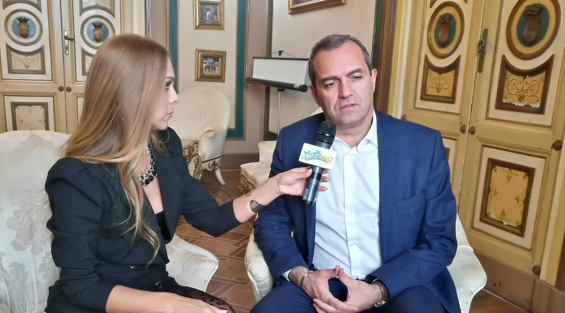 """Campania, de Magistris: """"Se andremo da soli faremo perdere De Luca"""""""
