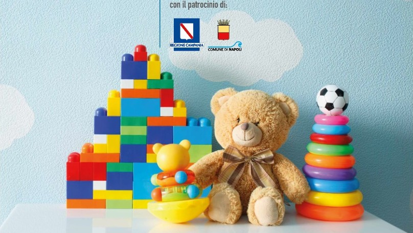 Dona un giocattolo, regala un sorriso: a Napoli torna la festa benefica