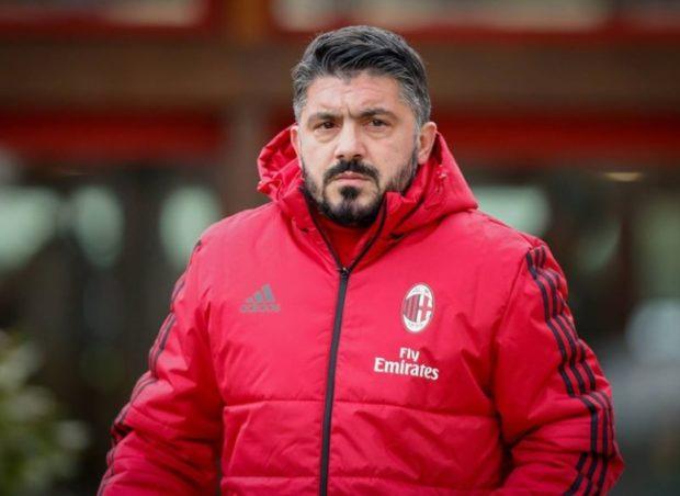 Cambio in panca, il Napoli annuncia Gattuso