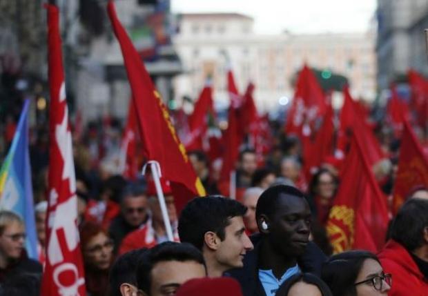 Roma: Assemblea unitaria delle sinistre d'opposizione, tantissime adesioni