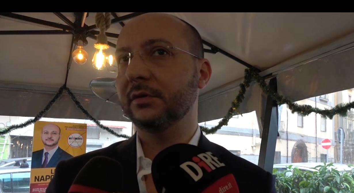 """Suppletive, Napolitano(M5s): """"Quartieri periferici di Napoli lasciati nel degrado più totale"""""""