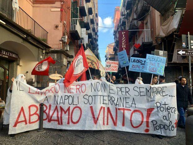 Napoli, la sinistra popolare non voterà per Ruotolo