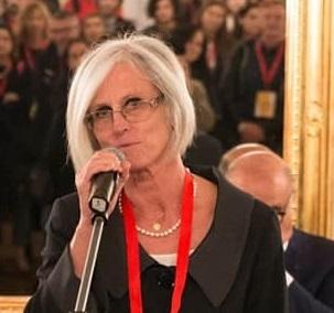 """Antonia Willburger: """"Sogno Salerno Capitale della Cultura"""""""