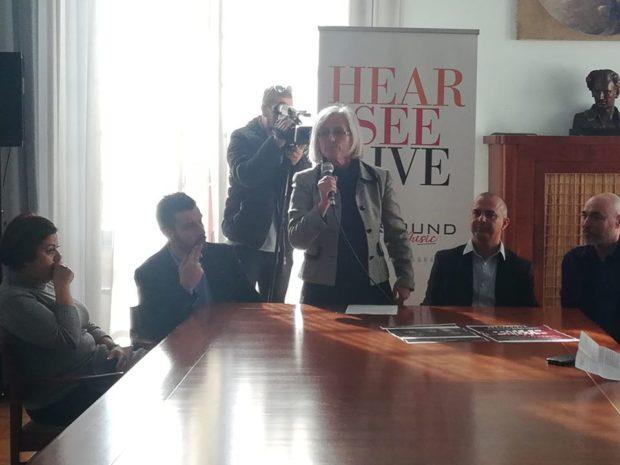 Da Salerno parte un grido di solidarietà grazie ai Segni Distintivi