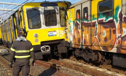 Scontro metro Napoli: procura dissequestra binario incidente