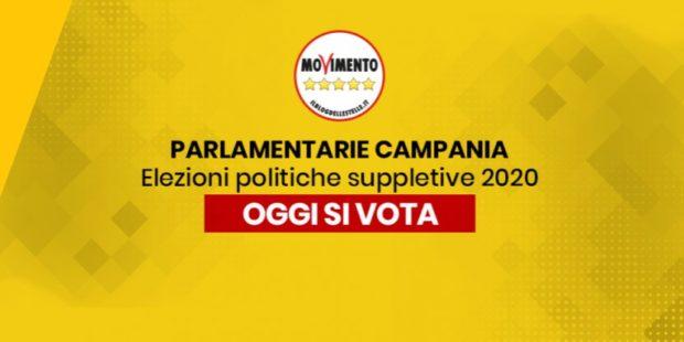 Suppletive Napoli, su Rousseau si vota il candidato 5 stelle