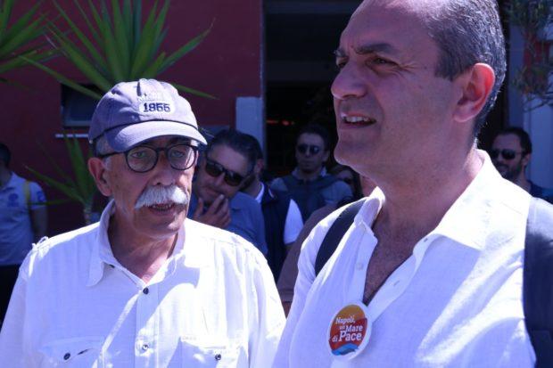 Suppletive Napoli: primi dissensi tra gli arancioni e piddini sulla candidatura di Ruotolo
